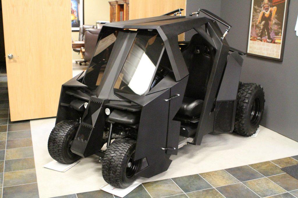 Tumbler Batmobile Golf