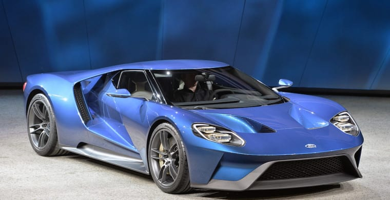 new ford gt 2016