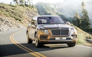 Bentley Bentayga UAE