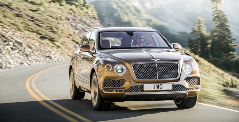 Bentley Bentayga UAE