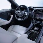 Jaguar F-Pace interior UAE