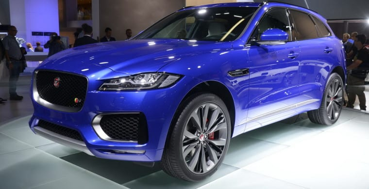 Jaguar F-Pace UAE