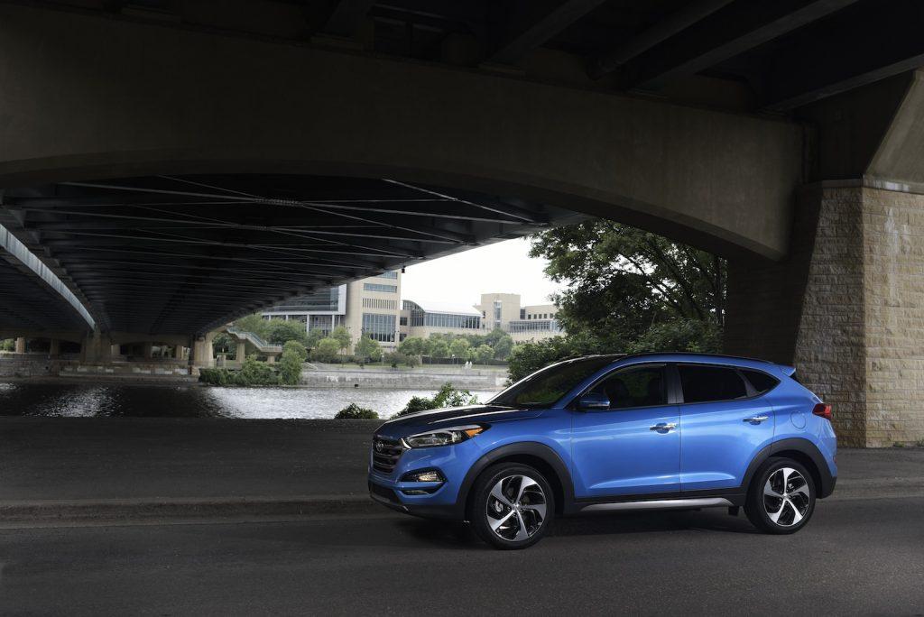 2016 Hyundai Tucson Looks Better and Bigger - Dubicars News