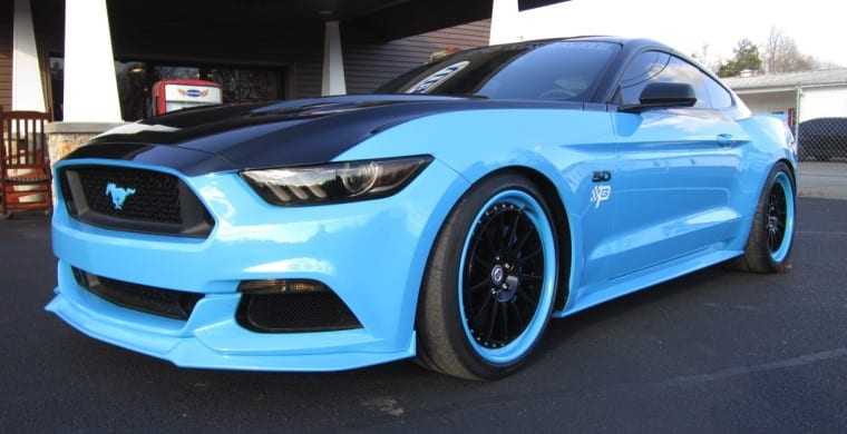 Mustang GT King Limited Edition UAE
