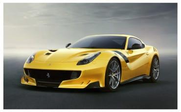 Ferrari F12tdf UAE