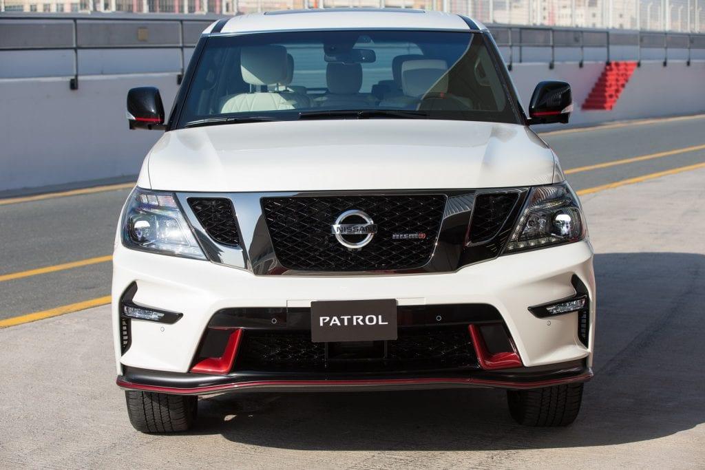 Nissan Patrol Gets Nismo 428hp V8 Dubicars News