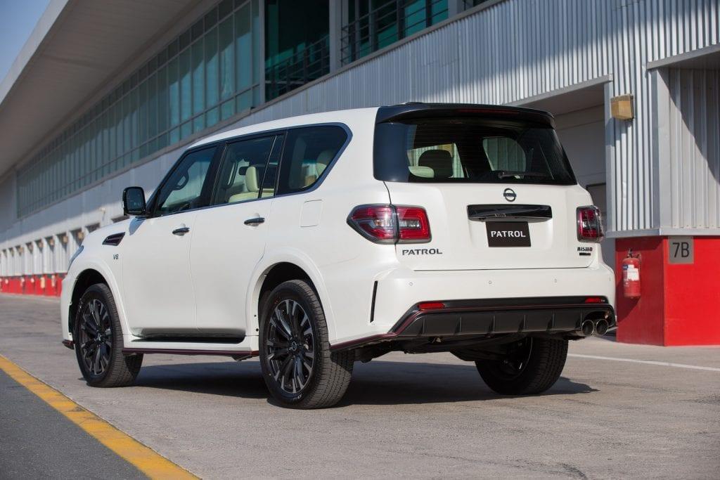 Nissan Patrol NISMO UAE