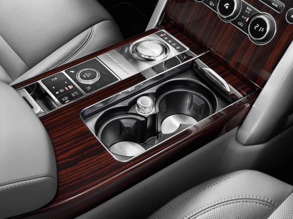 2016 Range Rover SVAutobiography interior UAE