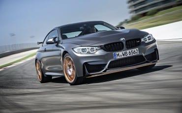 2016 BMW M4 GTS UAE