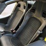 2016 Hennessey Venom GT interior UAE