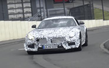 2017 Mercedes-AMG GT R UAE