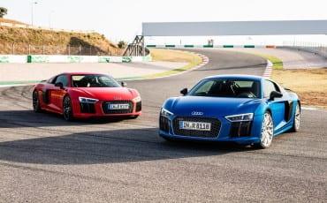 2017 Audi R8 V10 UAE