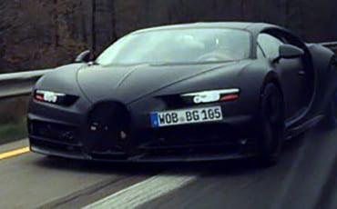 Bugatti Chiron UAE