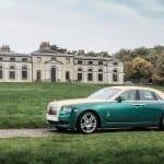 Rolls Royce Ghost UAE