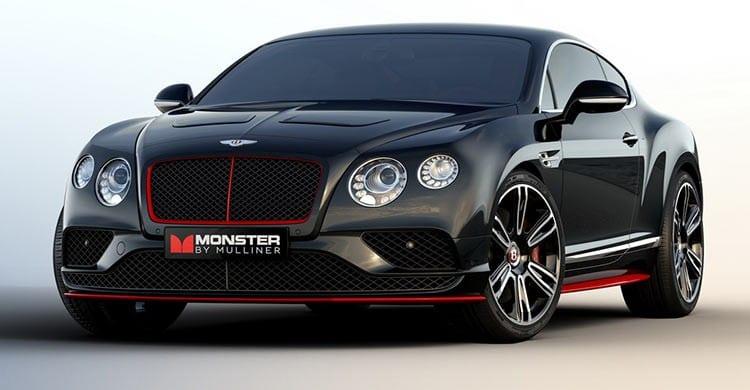 Bentley Continental GT Monster Mulliner