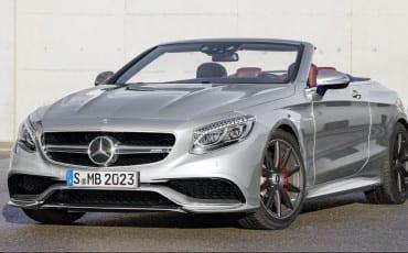 Mercedes-Benz S63 Convertible UAE