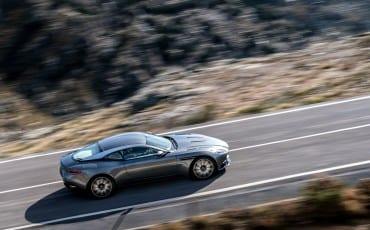 Aston Martin DB11 UAE