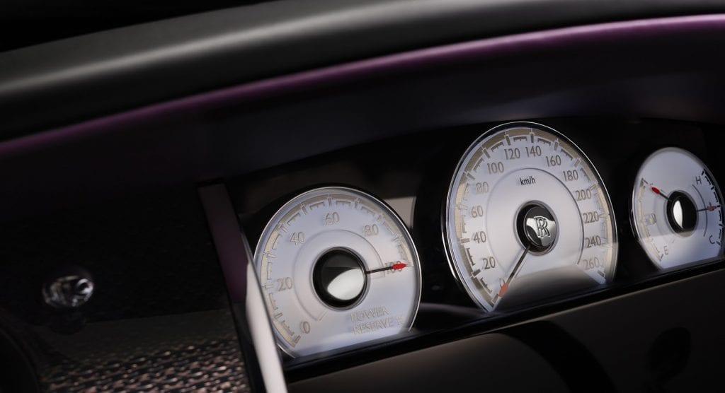 2016 Rolls Royce Interior Dubai