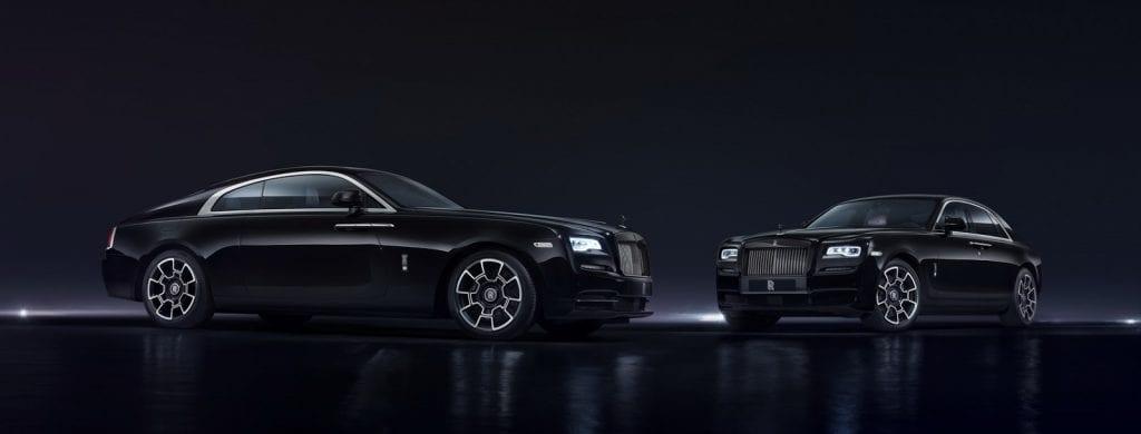 2016 Rolls Royce Ghost and Wraith Dubai
