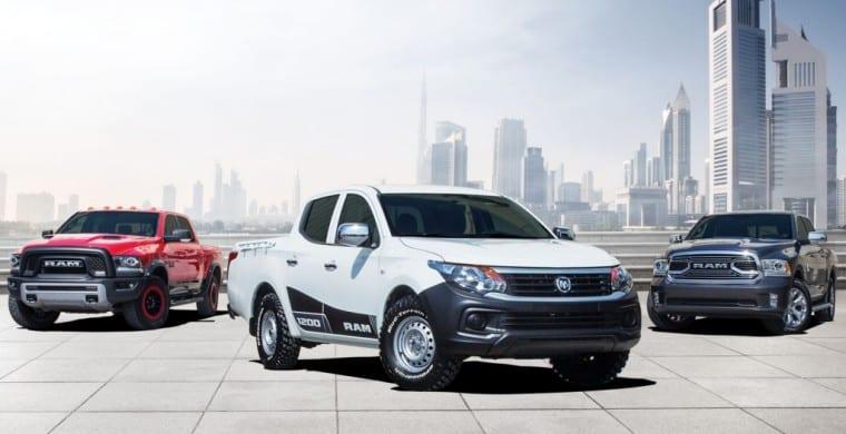 2017 Dodge Lineup >> Dodge Expands 2017 Ram Lineup In Uae And Gcc Dubai Abu
