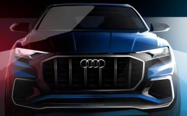 2018 Audi Q8 Dubai