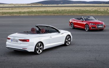 2018 Audi A5/S5