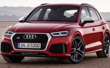 2017 Audi RS Q5