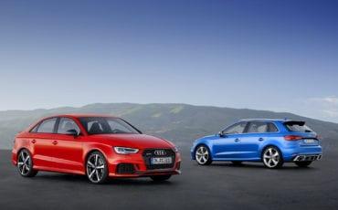 Audi RS3 Dubai
