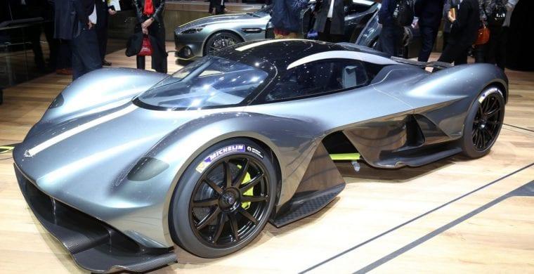 Aston Martin Am Rb 001 Rebranded As Valkyrie Dubai Abu Dhabi Uae