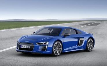 Audi's i8 rival