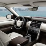 2018 Land Rover Discovery Interior Dubai