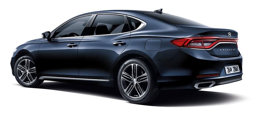 Hyundai Azera 2018 >> 2018 Hyundai Azera To Launch In The Uae This May Dubai
