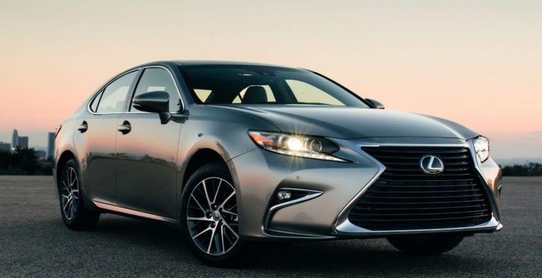 Lexus ES to replace Lexus GS