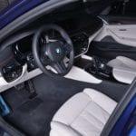 2017 BMW 540i Abu Dhabi