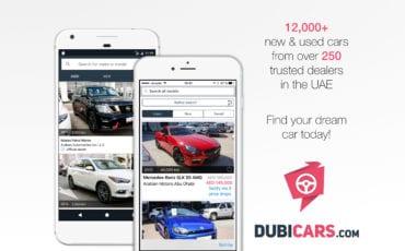 Dubicars App