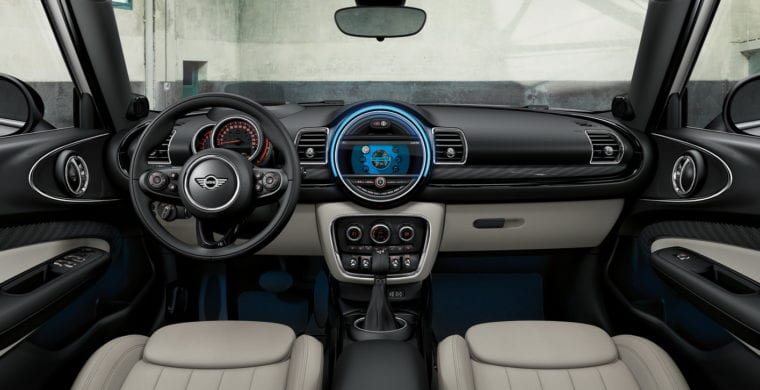 2017 Mini Interior