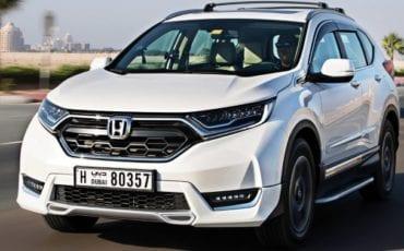 2017 Honda CR-V Dubai