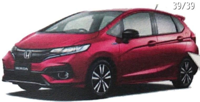 Honda Latest Models >> 2018 Honda Fit And Jazz Leaks Out Online Dubai Abu Dhabi Uae