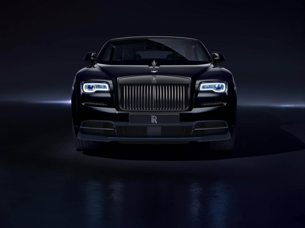 Rolls Royce Black Series Expands With Blacked Out Dawn