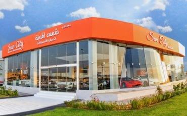 Sun City Motors Dubai