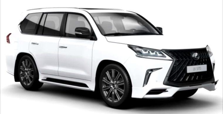 2018 Lexus LX570 Superior