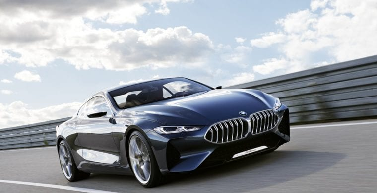 0% finance rate for three years with the BMW 8-Series lineup