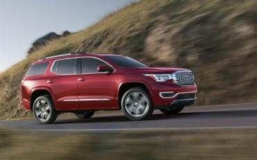 2018 Acadia GMC Middle East
