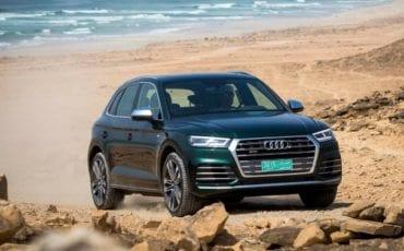 Audi Q5 and SQ5