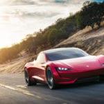 Tesla new roadster