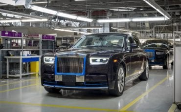 First 2018 Rolls-Royce Phantom