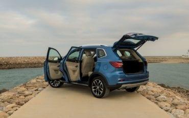 MG RX5 UAE