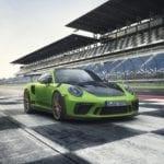 2018 New Porsche 911 GT3 RS