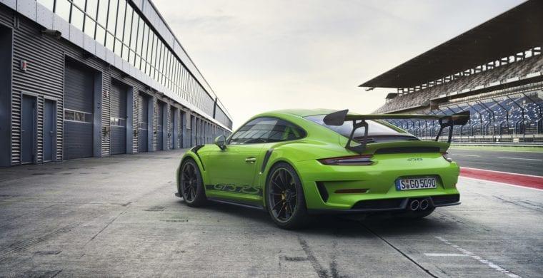 2018 New Porsche 911 GT3 RS- 2018 Geneva Motor Show
