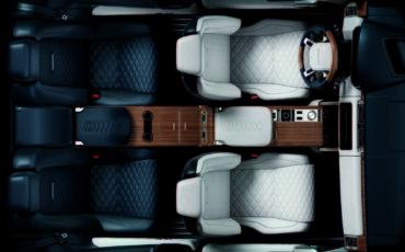 Range Rover SV Coupe Dubai